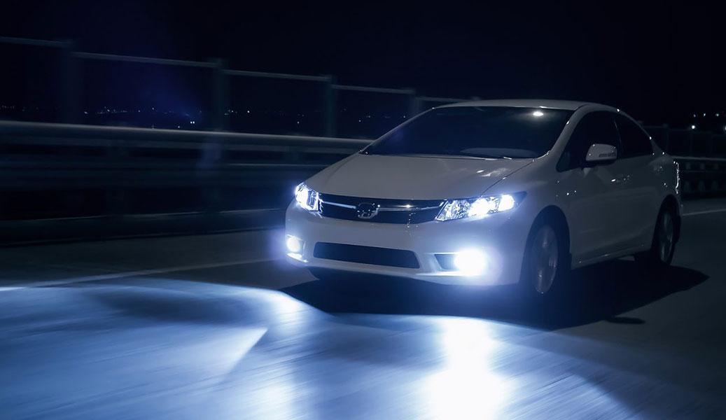 Сделаем свет фар вашего автомобиля в несколько раз лучше