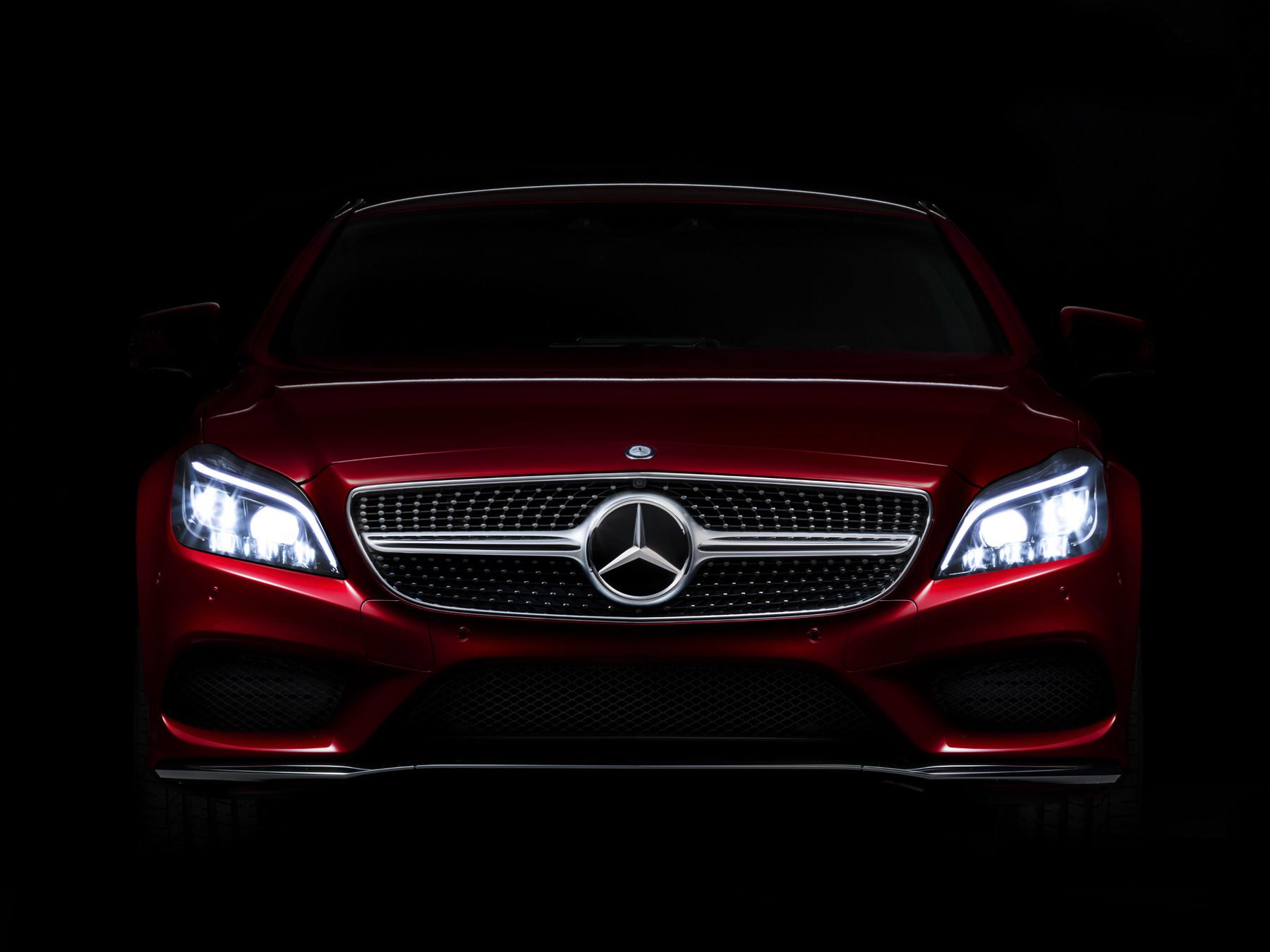 Замена линз Mercedes